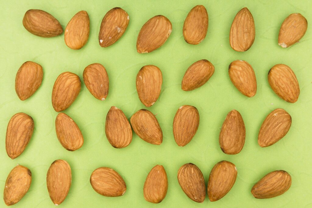 almonds are not good for weight loss