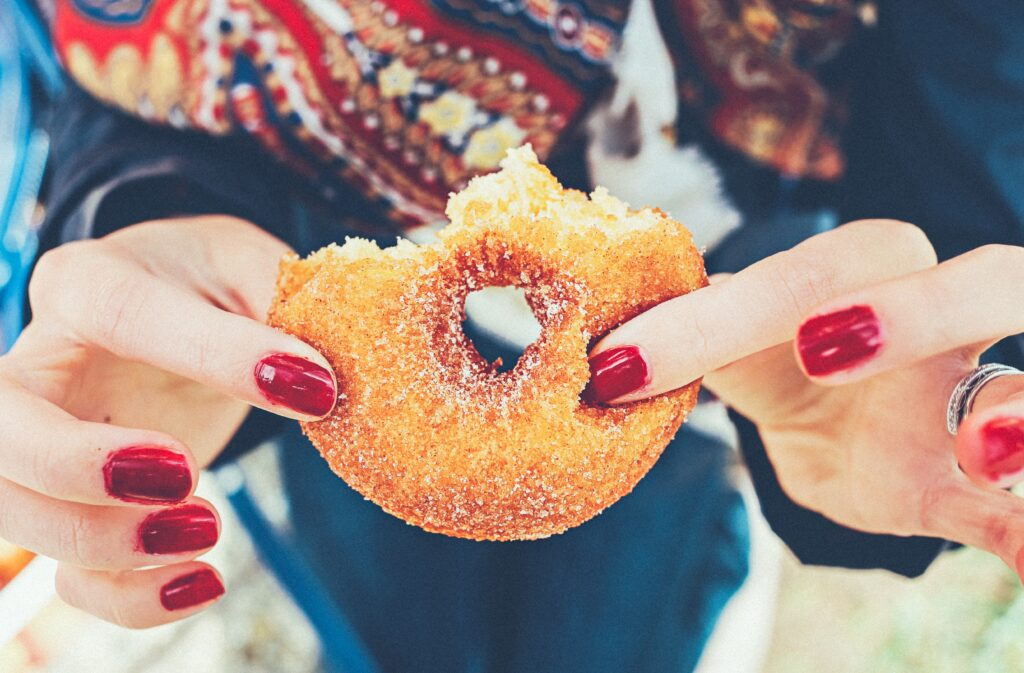 processed foods to be kind to yourself