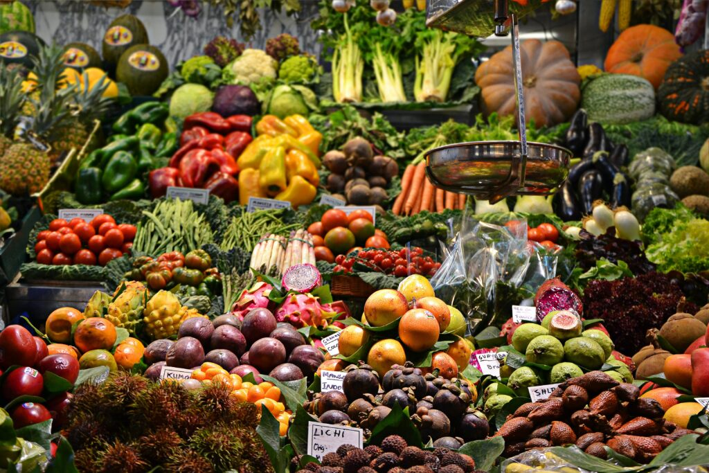 vegetables as a source of micronutrients nutrition