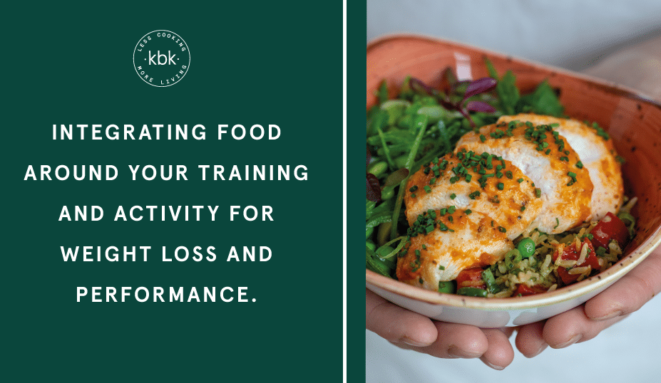 Eating Food Around Workouts To Help Weight Loss