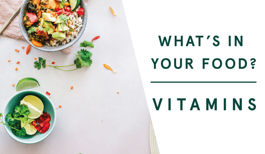 Vitamins - Whats in your food thumbnail