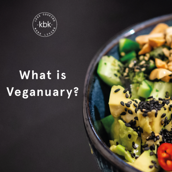 What is veganuary