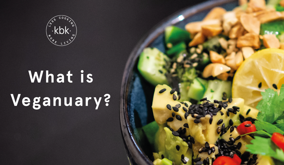 What is Veganuary Banner